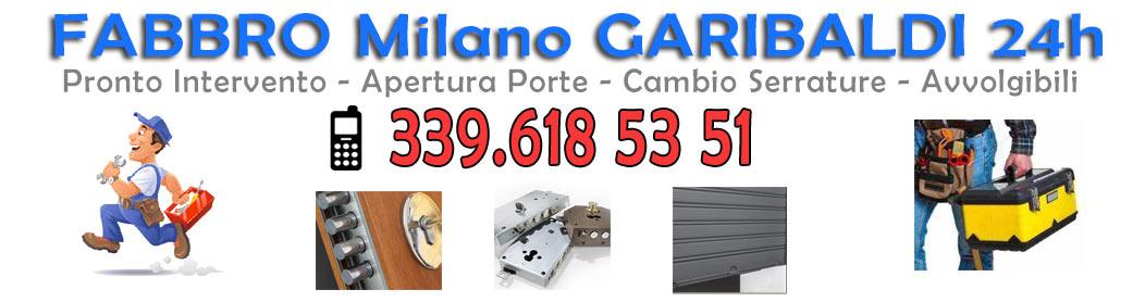 339.6185351 Fabbro Milano Garibaldi